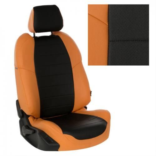 Оранжевый+черный