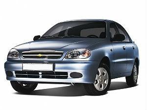 Чехлы на Chevrolet Lanos
