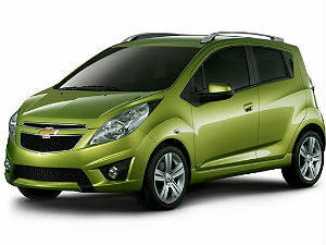 Chevrolet Spark III с 10г
