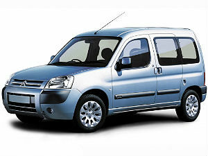 Чехлы на Citroen Berlingo I (5 мест) с 96-12г