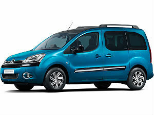 Чехлы на Citroen Berlingo II с 08г
