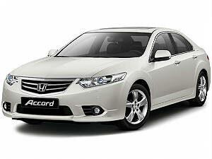 Чехлы на Honda Accord VIII Sd с 08-13г