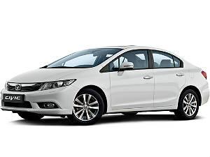 Чехлы на Honda Civic IX Sd c 12г