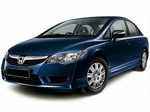 Чехлы на Honda Civic VIII