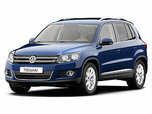 Чехлы на Volkswagen Tiguan модельный ряд