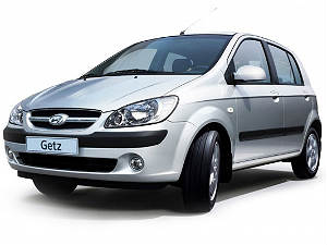 kovriki Hyundai Getz