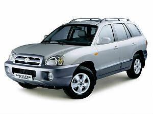 chehly Hyundai Santa Fe Classic