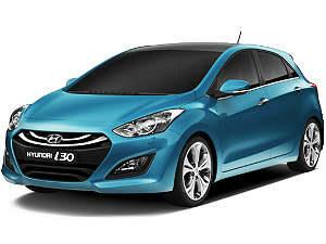 kovriki Hyundai i30 II