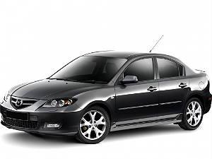 chehly Mazda 3 bk