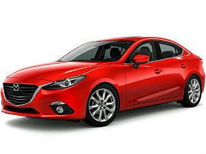chehly Mazda 3 Sd c 13г