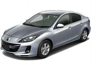 chehly Mazda 3 bl