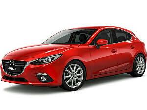 chehly Mazda 3 bm hb