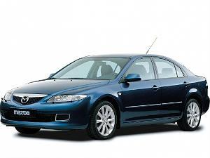 chehly Mazda 6 Sd 02-07г