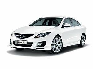 chehly Mazda 6 Sd 07-12