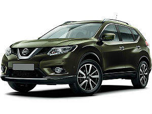 chehly Nissan X-Trail T32 с 15г