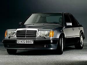 chehly Mercedes E-klasse W124