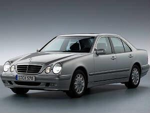 chehly Mercedes W210