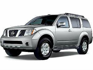 chehly Nissan Pathfinder