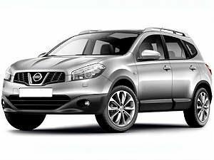 chehly Nissan Qashqai I +2 (7 мест)