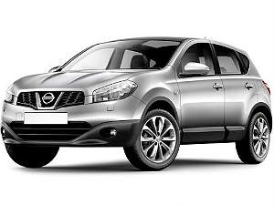 chehly Nissan Qashqai I