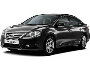 chehly Nissan Sentra VII (B17)
