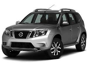 kovriki Nissan Terrano 3