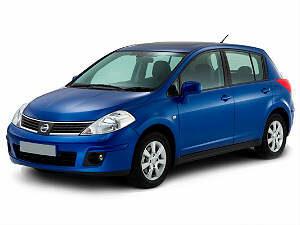 chehly Nissan Tiida (С11) Hb