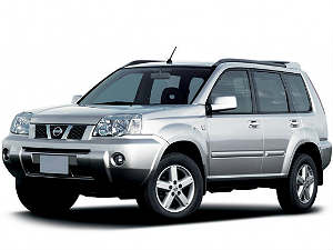 chehly Nissan X-Trail T30 с 00-07г