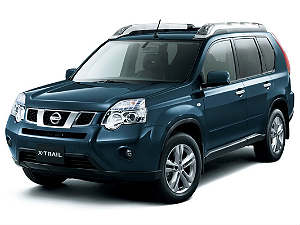 chehly Nissan X-Trail T31 с 07-15г