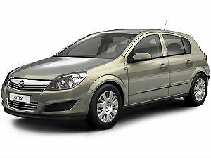 chehly Opel Astra H