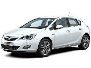 chehly Opel Astra J