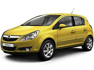 chehly Opel Corsa D