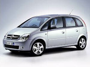 chehly Opel Meriva 1