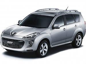 chehly Peugeot 4007