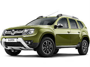 chehly Renault Duster