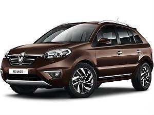 chehly Renault Koleos