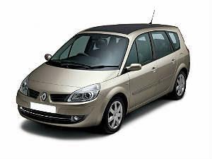 chehly Renault Scenic 2