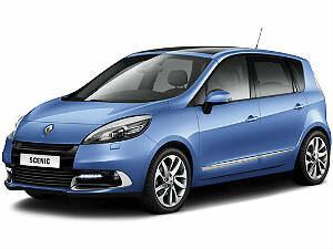 chehly Renault Scenic 3
