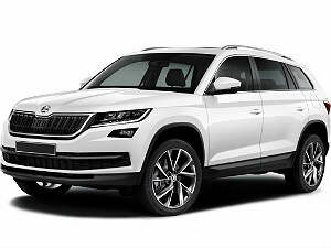 chehly Skoda Kodiaq new