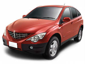 chehly SsangYong Actyon 1
