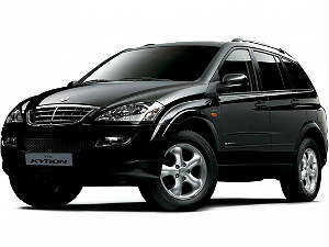 chehly SsangYong Kyron