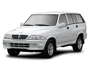 chehly SsangYong Musso