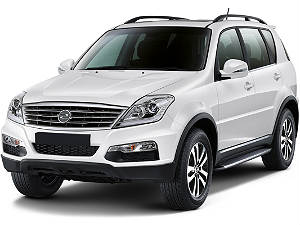 chehly SsangYong Rexton 3