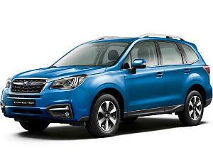chehly Subaru Forester 4