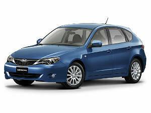 chehly Subaru Impreza