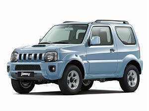chehly Suzuki Jimny