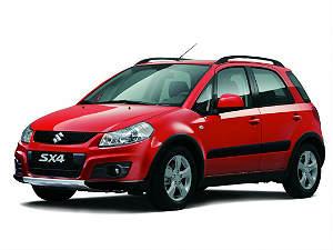 chehly Suzuki SX4 (1)