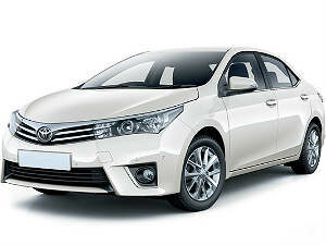 Чехлы на Toyota Corolla модельный ряд