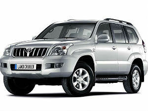 chehly Toyota Land Cruiser Prado 120