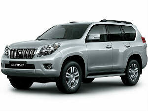 chehly Toyota Land Cruiser Prado 150